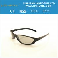 Buy cheap new arriving circular 3d glasses with realD system from wholesalers