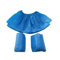 Buy cheap Customized Size Oilproof Disposable Shoe Covers For Factory Home Protection from wholesalers
