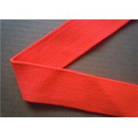 Buy cheap Embroidered Silk Satin Ribbon Patterned High Tenacity For Clothes from wholesalers
