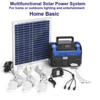 China Homes Clean Energy Remarkable Emissions Reduction Smart Solar Energy For Residential on sale