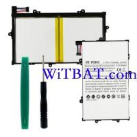 Buy cheap Samsung Galaxy Tab 7.7,GT-P6800, GT-P6810,SCH-I815 Battery SP397281A from wholesalers