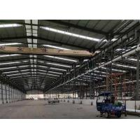 Buy cheap Water Proof And Fire Prevention Prefab Steel Buildings For Factory / Workshop product