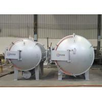 Buy cheap 380V Horizontal Vacuum Furnace / Vacuum Brazing Furnace For Aluminium Alloy Products from wholesalers