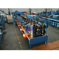 Buy cheap High Efficiency Auto C Z Purlin Roll Forming Machine Cold Roll Former 20×3×2 M product
