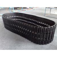 Buy cheap 5798.4mm Durable Haggluuds BV206 Snowmobile Rubber Track for Snow and Soft Terrains from wholesalers