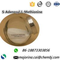 Buy cheap S-Adenosyl-L-Methionine Health Care Powder liver Improved Pharmaceutical Ingredient CAS:29908-03-0 from wholesalers