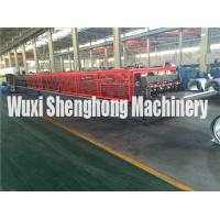 Buy cheap Chain Drive Tile Cold Roof Sheet Making Machine Coated With Chrome from wholesalers