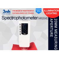 Buy cheap NR20XE Color Matching Spectrophotometer for Surface Stripe / Wet Products Beef Mutton Testing from wholesalers