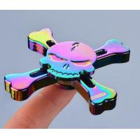 Edc New Colorful One Piece Hand Spinner Decompression