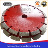 Buy cheap 7 / 180mm Tuck Point Diamond Cutting Saw Blade , crack chasing diamond blades from wholesalers