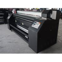 Buy cheap Large Format Roll To Roll Polyester / Cotton Fabric Printing Machine 50Hz / 60Hz from wholesalers