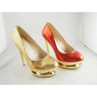 Buy cheap 2012 Crystal Shoes China/ Diamond High Heel Sexy Wedding Shoes from wholesalers