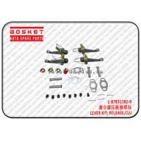 Buy cheap 1-87831182-0 1878311820 Clutch Release Lever Kit Suitable For ISUZU CXZ LV 10PE1 from wholesalers