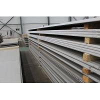 Buy cheap Stainless Steel Sheeting 304 321 304 316l 316ti 904l Rolled Plates Chemical Use from wholesalers