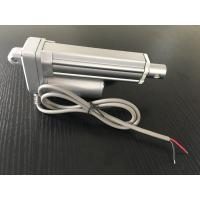 Buy cheap linear actuator electric with 250mm stroke 12v,12 volt linear actuator with built-in limit switches IP65 from wholesalers