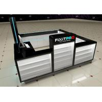 Buy cheap High Glossy Cell Phone Store Fixtures Modern And Practical Function from wholesalers