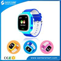 Buy cheap V80-1.22 touchscreen GPS tracking anti lost watch for kids colorful wristwatch with SOS button product