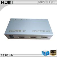 Buy cheap hdmi splitter 1 input 2 output Support cec from wholesalers