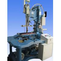 Buy cheap Semi - Automatic Gift Box Making Machine With Omron Japan Control System from wholesalers