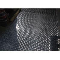 Buy cheap Customized Aluminum Diamond Plate Sheets Embossed Aluminum Sheet for Decoration from wholesalers