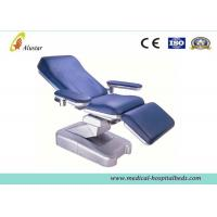 Buy cheap Metal frame collection chair / Hospital Furniture Chairs / Medical electric blood donation chair (ALS-CE015) from wholesalers