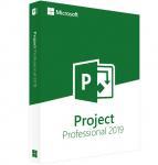 Buy cheap Lifetime License Microsoft Project 2019 Pro 64 / 32 Bit Full Version Muliti Language from wholesalers