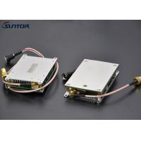 Buy cheap Small Size COFDM Video Transmitter , Wide Frequency Wireless Video Transmitter product