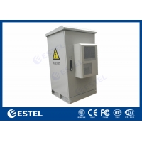 Buy cheap PEF Insulation Self Cooling Telecom Street Cabinet 650×650 20U from wholesalers