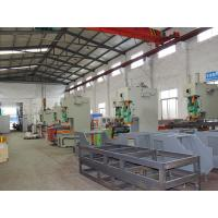 Buy cheap 400KN  aluminum foil container production line  with SIEMENS PLC 650mm from wholesalers