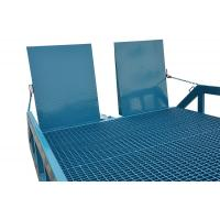 8000Kg manual Mobile Dock Ramp , mechanical durable mobile loading dock