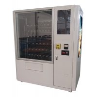 Buy cheap Self Service Multi Payment Methods Salad Vending Machine for Snacks Drinks Vending No-touch Purchase from wholesalers