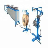 Buy cheap Copper Tube Straightening And Cutting Machine , 1.5 Kw Industrial Hvac Units from wholesalers
