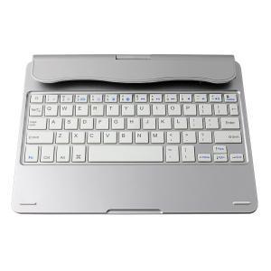 Buy cheap Silver / Black Aluminum iPad Air Bluetooth Keyboard , Broadcom 3.0 Standard product