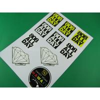 Buy cheap Gloss Vinyl stickers product