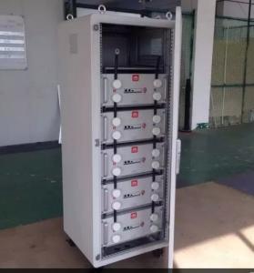 Buy cheap High Temperature Resistance IT Rack Enclosures , SUS304 Computer Server Cabinet product