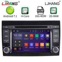 Buy cheap Touch Screen Car Dvd player Android 7.1 with Mp4 Radio Stereo for BRAVO from wholesalers