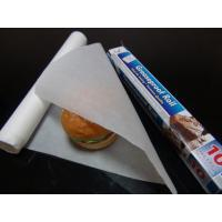 Buy cheap export green greaseproof paper from wholesalers