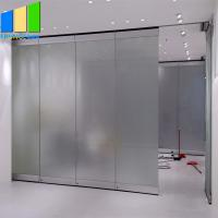 Buy cheap Stable And Safe Wooden Sliding Wall Partition With Door For Drawing Room from wholesalers