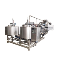 China Commerical Fully Auto Candy Making Machine Processing Line on sale