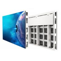 Buy cheap Double Sides P9.52 Outdoor Front Service LED Display For Road Side from wholesalers