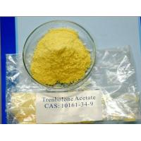 Buy cheap 10161-34-9 Semi Finished Oil Trenbolone Acetate 100mg/ml for Bodybuilding from wholesalers
