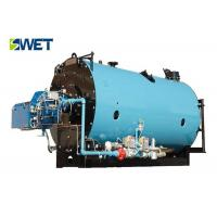 Buy cheap 4.2Mw Commercial Hot Water Boiler Automatic Control Corrosion Resistance from wholesalers