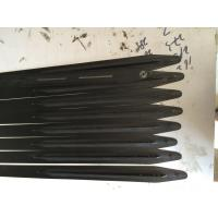 Buy cheap textile Weaving Machine Parts / Black G6100 Rapier Tape Carbon Profile from wholesalers