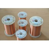 UEW Coil Enameled Ultra Thin Copper Wire For Sensors AWG 20 - 56 UL Approved