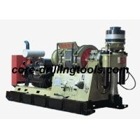 Buy cheap Ore Mining Diamond Core Drilling Rig Machine Spindle Type Powerful from wholesalers
