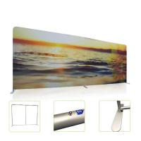 Buy cheap 20 Ft Exhibition Stand Backdrop , Convention Booth Displays  Long Durability Full Color from wholesalers
