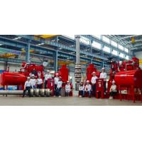 Buy cheap Petrochemical Vertical Lift Pump , Chemical Diesel Fire Pump Package from wholesalers