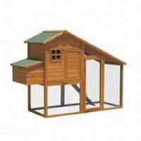 Buy cheap Chicken Coop, Sloping Roof Covered in Asphalt, Also Suitable for Ducks from wholesalers