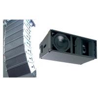Buy cheap 400 Watts Mini Concert Sound System W8LM Compact Line Array 100db 12 Ohms from wholesalers