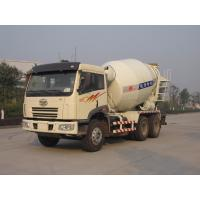 Buy cheap 12cbm Faw Large Concrete Mixer Trucks 6x4 320HP Cement Mixer truck from wholesalers